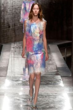Christopher Kane SS14 - One of the most beautiful things I've ever seen.