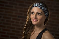 Bolder Band Print Headbands. #TailoredWest #Headband #Fitness #BolderBand