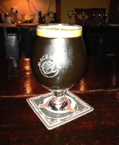 Holy Mackerel Wormwood Imperial Stout: A Beer That Gets You High?  - Clean Plate Charlie