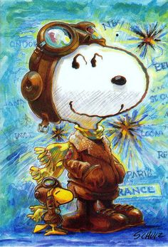 Hallmark Snoopy cards