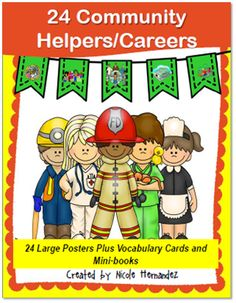 Community Helpers and Career Day