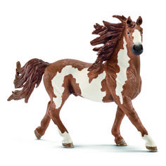 Find Schleich Pinto Stallion Figure in the Toy Animals category at Tractor Supply Co.The Schleich Pinto Stallion Figure depicts an American ligh Schleich Horses Stable, Horse Stables, Figurine Schleich, Paint Horse, Bryer Horses, Horses For Sale, Plastic Animals, Zoo Animals, Pet Toys