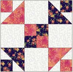 A community for quilters to find and share quilting information, quilt patterns and display quilts, as well as locate quilt shops and quilting events. Quilt Block Patterns, Pattern Blocks, Quilt Blocks, Barn Quilt Designs, Quilting Designs, Quilting Tutorials, Quilting Projects, Patriotic Quilts, Patch Quilt