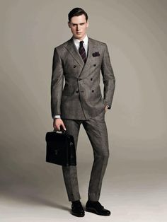 Visit the post for more. Look Fashion, Timeless Fashion, Mens Fashion, Dapper Gentleman, Gentleman Style, Mens Fall, Sharp Dressed Man, Costume, Suit And Tie