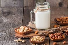 Vegane Back-Tipps #nutmilk #avocado #banana #butter #nuts #soymilk #awesome #vegan #tricks #tipps #didyouknow #goodtoknow #easy #options