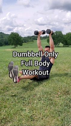 Abs And Cardio Workout, Workout Routine For Men, Gym Workout Videos, Gym Workout For Beginners, Fitness Workout For Women, Dumbbell Workout, Fun Workouts, Tabata, Kettlebell