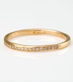 Catbird::Wedding & Engagement::Satomi Kawakita Diamond Band
