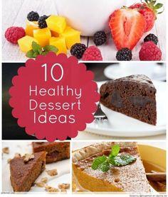healthiest desserts | Healthy Desserts