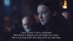 Game of Thrones: Jon Snow's Ride or Die, Lyanna Mormont