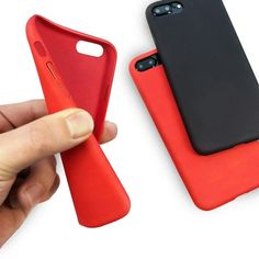 Feel your body temperature on your Thermal Case for Iphone. Watch how this cool and awesome thermal case leaves your fingerprints printed on your iPhone case. Iphone 7 Plus, Iphone 8, Coque Iphone, Apple Iphone 6, Iphone Cases, Iphone 7 Rouge, Cover Style, Iphone Models, Protective Cases