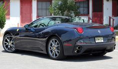 Ferrari California - Top 10 Romantic Cars - Best | Gayot
