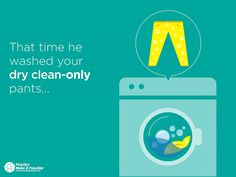 You didn't hang him out to dry. Now give your dry cleaning bag a second chance, too. #RECYCLE it at one of 18,000 participating stores. Follow this link to learn more and enter for a chance to win a $100 giftcard each week: http://bit.ly/1esuINT