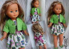 Esta página se la voy a dedicar a las muñecas Nancy ,a la antigua y a la moderna  ,poco a poco iré poniendo los vestidos y accesorios q...