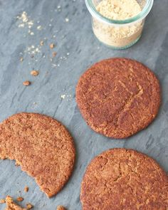 Gluten-Free Gingersnaps Recipe