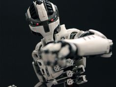 3D printing terminator T-800: the plastic material can mix the false with the genuine