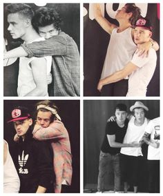 Lirry :) this is cute but the third one looks like they both had a crappy day :/