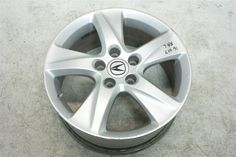 """Acura TSX ONE 17"""" 5 Spoke Aluminum Alloy Wheel Rim 42700-Tl2-A91 -- Awesome products selected by Anna Churchill"""