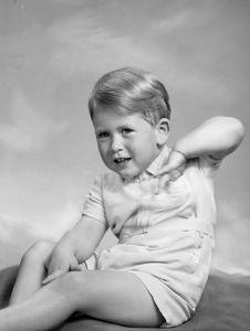 Prince Charles--1951