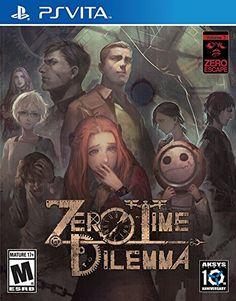 Zero Time Dilemma Vita Aksys