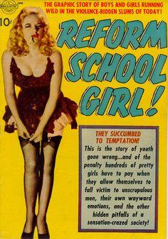 Reform School Girl! 1951