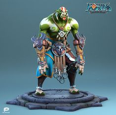 ArtStation - Ork, Alex V.