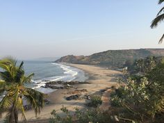 Small Vagator Beach, Nord-Goa, Indien