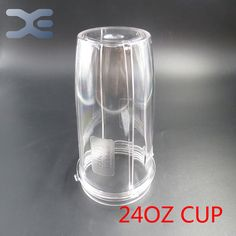 5Per Lot Blender Spare Parts 24OZ Clear Replacement Mug Cup For Nutri Ninja Blender Juicer Replacement 1000W Auto