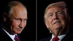 Se trata de la primera conversación de los presidentes de Rusia y EE.UU. tras la investidura de Donald Trump.