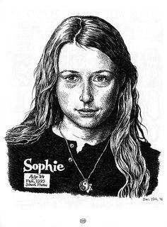 Robert Crumb - Sophie