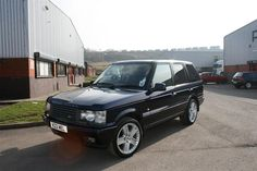 98 R 4.6 hse LTD edition Auto Range Rover p38 | LandyZone - Land ...