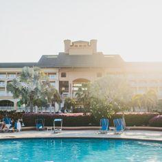 St Kitts Marriott Resort pool Photo by Cory Staudacher
