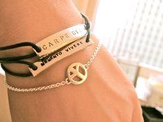 efva attling peace bracelet