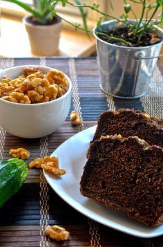 Chocolate Zucchini Breakfast Bread
