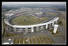 Aerial view indianapolis motor speedway day 2 of our Charlotte motor speedway hotels nearby