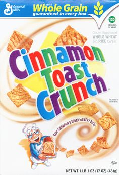 Cinnamon toast church