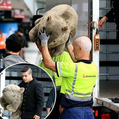 Prince George's Wombat Stuffed Animal Sent by Handlers Home to the UK - Us Weekly