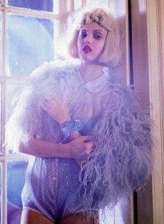 Lindsey Wixson Vogue Italia by Tim Walker