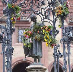 Gänseliesel, the goose girl - the most kissed girl in the world    Continue reading on Examiner.com Small towns of Germany can amaze; See Gottingen like a local, but don't forget you're a tourist - Washington DC International Travel | Examiner.com http://www.examiner.com/international-travel-in-washington-dc/small-towns-of-germany-can-amaze-see-gottingen-like-a-local-but-don-t-forget-you-re-a-tourist#ixzz1q9dUml9f