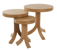 Marie Claire Ecologique Occasional Tables  from Mastersofa