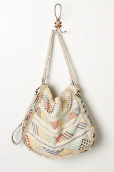 Giza Tote by Anthro...@Heather Busse