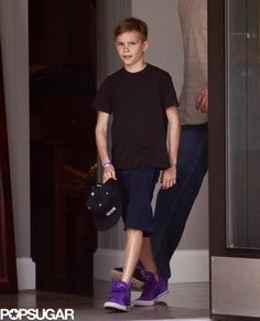How cute is Romeo Beckham? See what he is up to!
