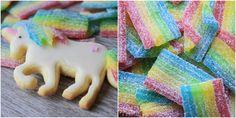 BÄM! Volle Regenbogen-Dröhnung! Zurück in die 90er, zurück in die Zeit als ich auf dem Fußboden meines Kinderzimmers saß und mit Zauberpo...