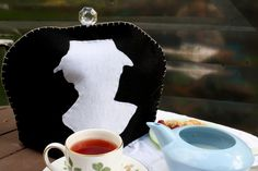 Miss Marple Tea Cozy