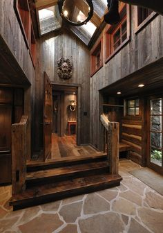 Interior Barndominium Interior Designs Eclectic Entry By Lake House