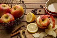 The perfect autumn dessert! Making Apple Pie, Fall Desserts, Autumn, Fruit, How To Make, Food, Fall Season, Essen, Fall