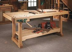 Workbench Plan - Take a Closer Look