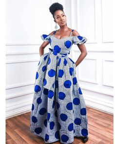 African women's clothing,African maxi dress,African fashion for women,African print dress,Ankara dre Ankara Maxi Dress, Maxi Gowns, Lace Dresses, African Dresses For Women, African Fashion Dresses, African Outfits, African Clothes, African Print Fashion, Vintage Outfits