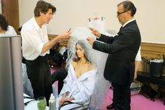 Couture Summer 2016: Backstage