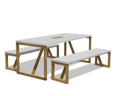 Block Wood Bench/Table Product Page…