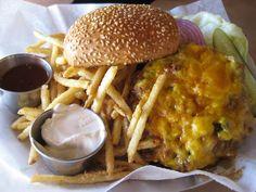 Burger & Beer Joint's Sympathy For The Devil Burger